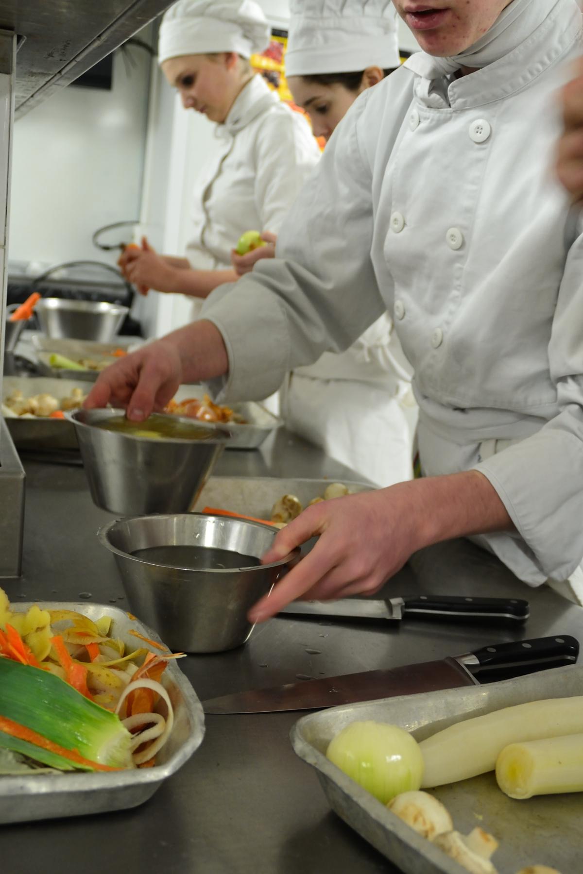 Bacs professionnels - Fiche bilan de competences bac pro cuisine ...